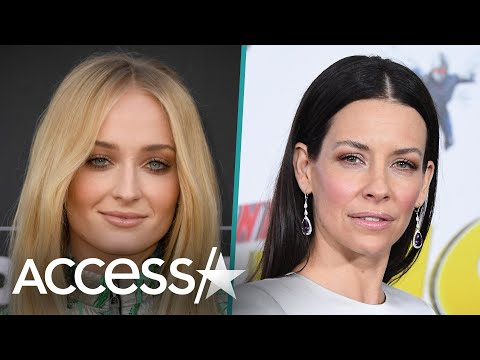 Sophie Turner Seemingly Shades Evangeline Lilly For Not Social Distancing: 'Stay Inside'