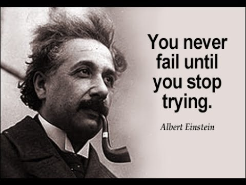 Inspiring Albert Einstein Quotes   YouTube Inspiring Albert Einstein Quotes