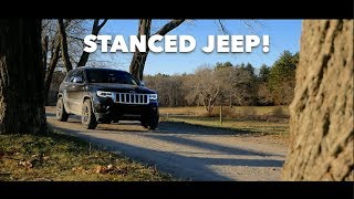 "32"" DuraTrac Tires + 2"" Wheel Spacers // Jeep Grand Cherokee Overland"