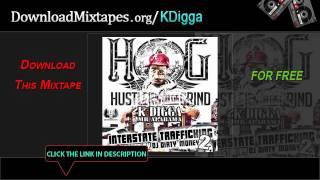 """K-Digga """" K-Digga Speaks """" Lyrics (Free To Interstate Trafficking 2 Mixtape)"""