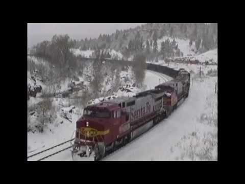 Santa Fe: Warbonnets in Winter