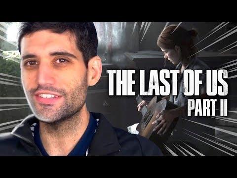 THE LAST OF US 2 primeiro gameplay, analise do gameplay INCRÍVEL da E3 2018