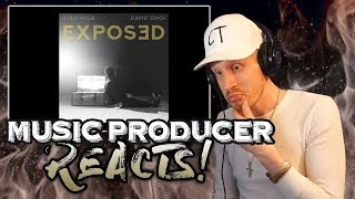 Music Producer Reacts to NigaHiga - EXPOSED **Diss Track**