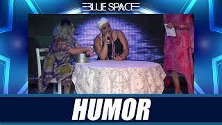 Blue Space Oficial - Matine - Humor  - 06.01.19