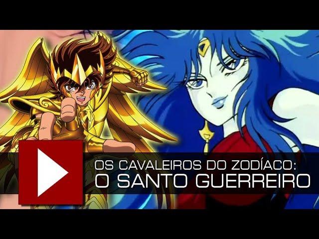 Os Cavaleiros do Zodíaco: O Santo Guerreiro (review) - Video Quest