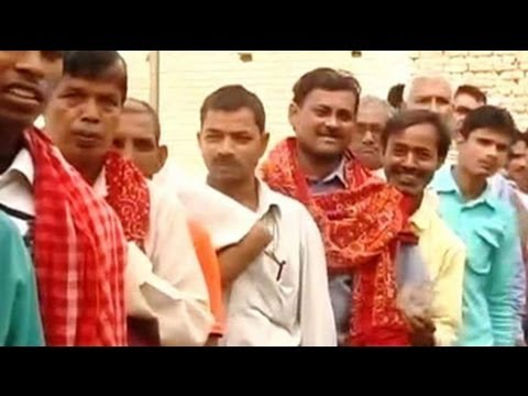High voter turnout in phase 3 of Lok Sabha elections