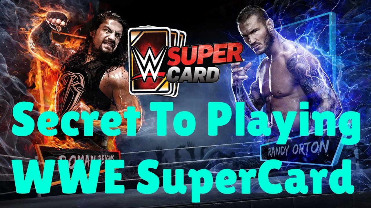 WWE SuperCard Bot | Auto Click Tool | Free & Easy
