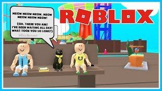 LOVE it!! NEW CAT UPIN IPIN EXPELLED KAK ROS-ROBLOX UPIN IPIN