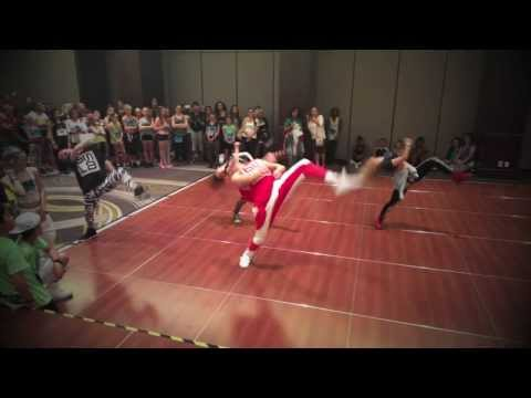 Brian Friedman - Live It Up By Jennifer Lopez Feat. Pitbull - Pulse On Tour NYC