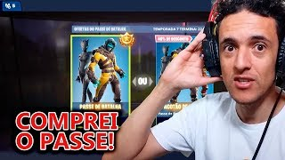 Mon premier BATTLE PASS à FORTNITE SEASON 7