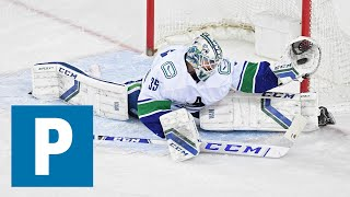 Coach Travis Green on Canucks 4-1 loss to the Calgary Flames | The Province