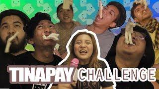 TINAPAY CHALLENGE!! ft CONG TV ROGERRAKER EMMAN & MANYMORE