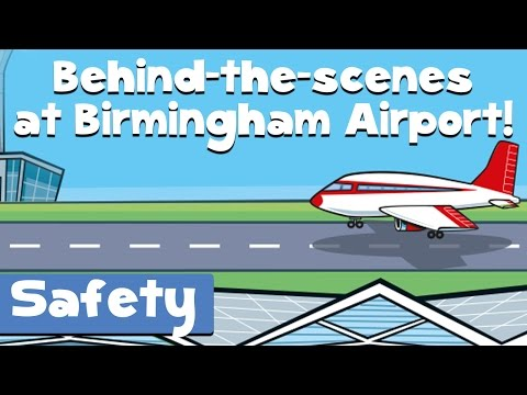 Safety (Behind The Scenes At The Airport: Episode 2)