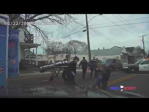 Dashcam Captures 'Suicide by Cop' Shooting in Millville, New Jersey