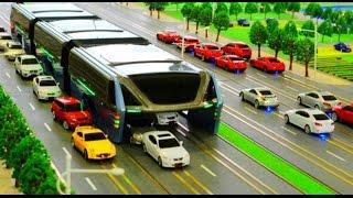 Repeat youtube video EL AUTOBÚS CHINO DEL FUTURO