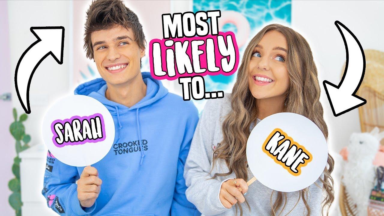 MOST LIKELY TO: Boyfriend VS Girlfriend!