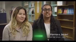 2018 Lenovo Scholar Network: Mobile App Innovation in Public High Schools