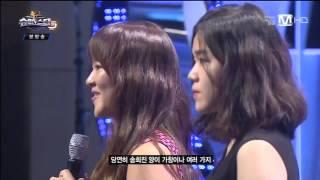 슈퍼스타K5 - 슈퍼스타K5 6회 클립 - 송희진, 정다희
