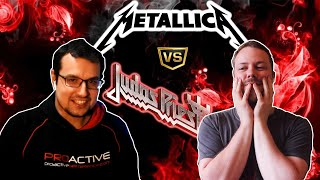 Picking The Best Metal Song From Your Choices | Feat. Jamie Horsley