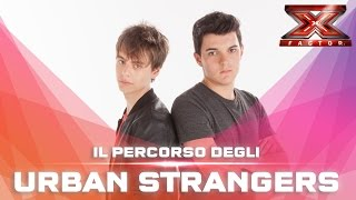 Il percorso degli Urban Strangers a #XF9