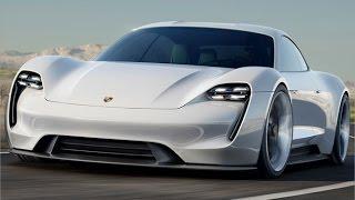 Car Design: Porsche Mission E Concept (Exterior)