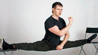 Сесть на шпагат, эффективные упражнения