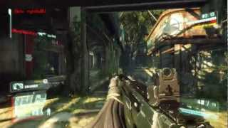 Crysis 3: Multiplayer Gameplay - Airport - Max Settings