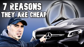 Why a Used Mercedes is Cheap (And I Bought One)