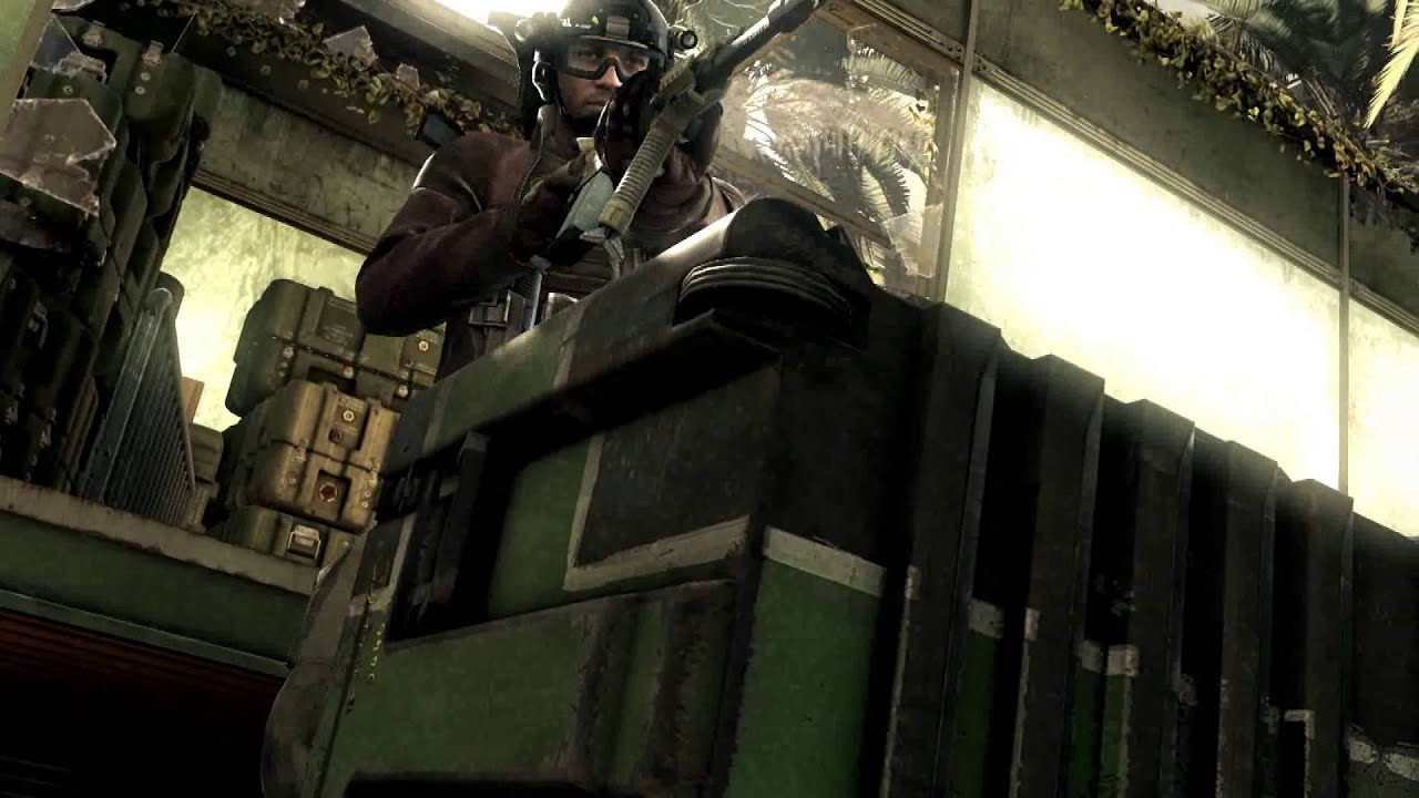 Official Call of Duty ®: Ghosts Multiplayer Reveal Trailer