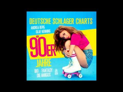 Deutsche Schlager Charts der 90er Jahre MiniMix