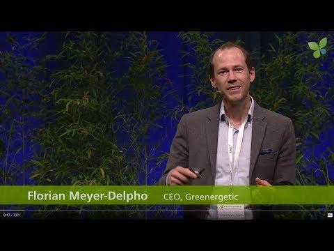 ECO18 Berlin: Florian Meyer-Delpho Greenergetic