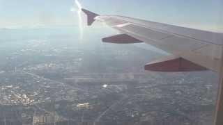 Посадка А320 в   аэропорту Анталия -  A320  landing at Antalya  Airport(Посадка А320 компании WINDROUS в Международном аэропорту Анталия., 2012-08-07T19:55:51.000Z)