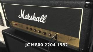 Marshall Silver Jubilee 1987 vs JCM800 1982 vs Friedman BE100