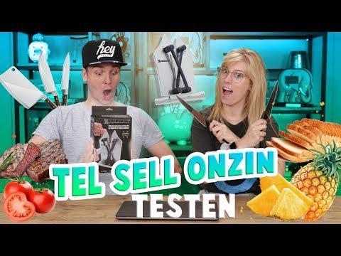 TEL SELL ONZIN TESTEN! #5