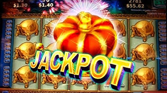 JACKPOT !!! & PLAYS  on CHINA MYSTERY - 2c Konami Video Slots