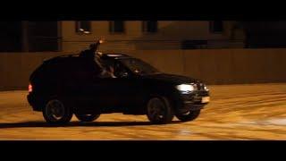 Мурс валит боком на BMW X5