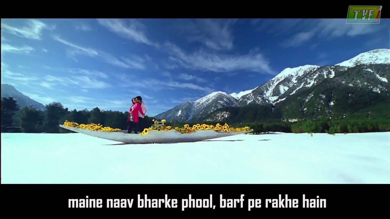 Gana wala Song (Ishq wala love) Funny Song - YouTube