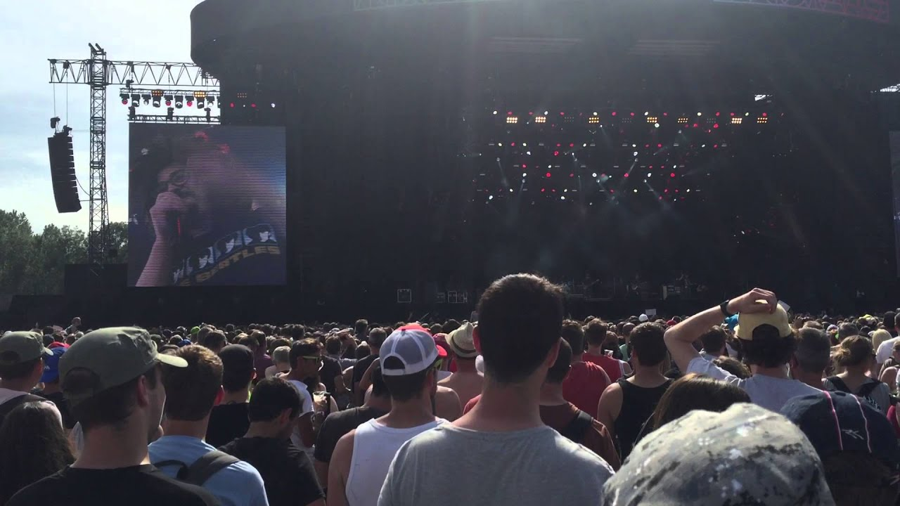 Counting Crows- Mr Jones- Live HD at Rock Werchter 2015