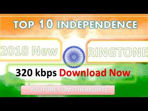 TOP 10 INDEPENCE hits RINGTONE download theaksbyte