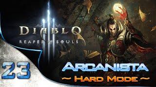 Diablo 3: Reaper Of Souls Edition - Hard - Parte 23 - 1080pᴴᴰ