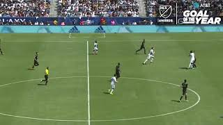 Goal of the year 2018 [MLS] Zlatan Ibrahimovic