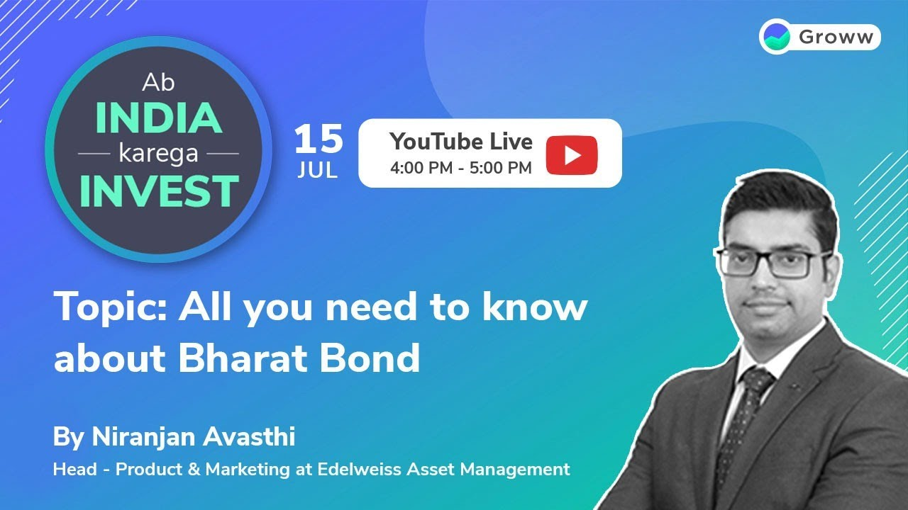 Bharat Bond ETF - All you Need to Know about Bharat Bond