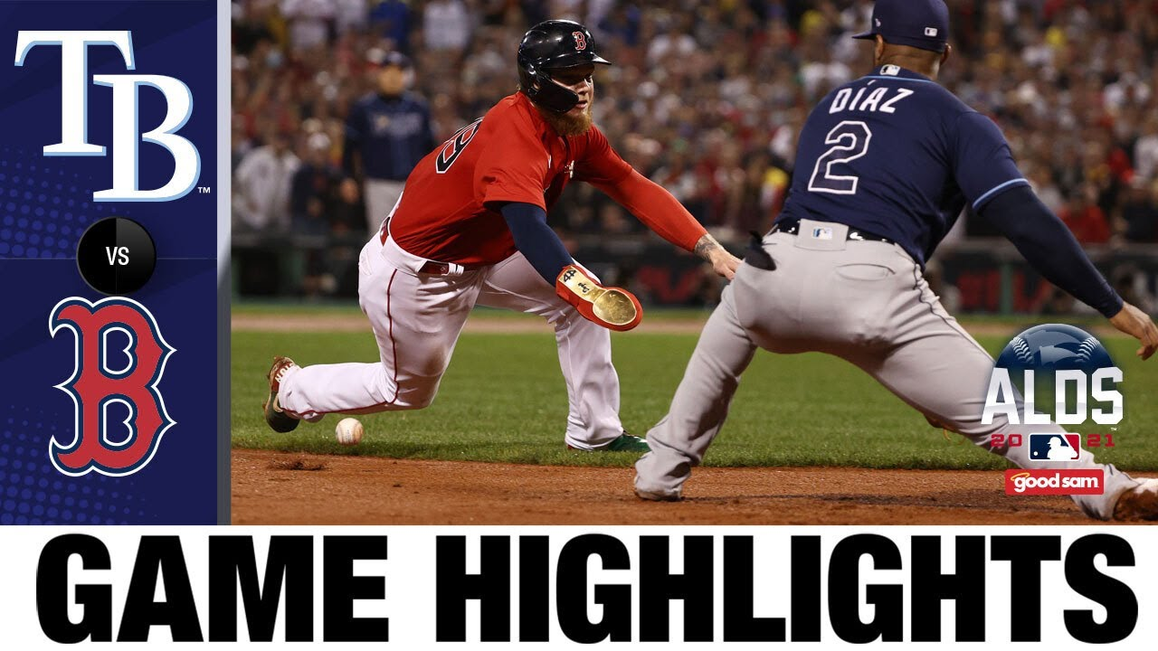 Download Rays vs. Red Sox ALDS Game 4 Highlights (10/11/21) | MLB Highlights