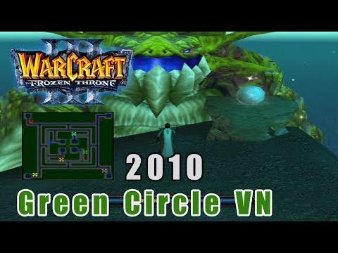 Warcraft 3: Green Circle VN 2010 - Map Green TD Khó | Mad Tigerrr