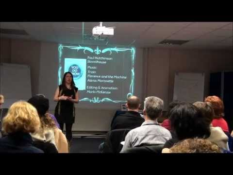 Part 1 Act on your intuition at Yes group Bristol