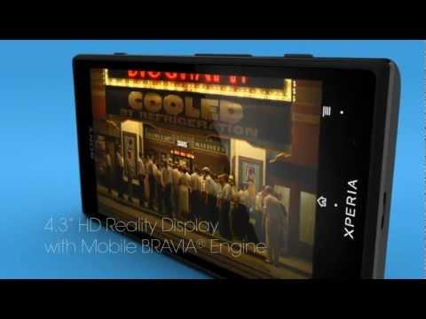 Sony Xperia Acro S official Promo