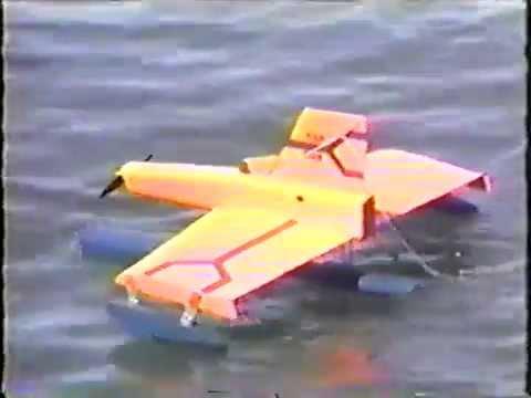 Bill Evans Simitar Radio Control Model Aircraft VHS Rip  01
