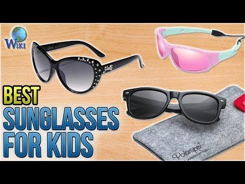 10 Best Sunglasses For Kids 2018