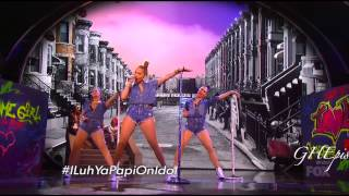 Jennifer Lopez  I Luh Ya Papi ~ LIVE Performance ~ AMERICAN IDOL SEASON 13