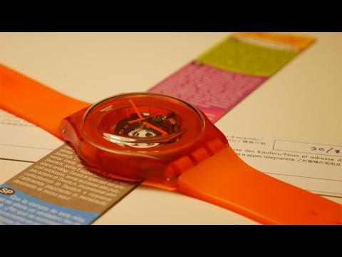 นาฬิกา Swatch ดีไหม เสียงดัง ?